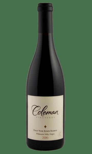 2016 Pinot Noir Estate Reserve Wine