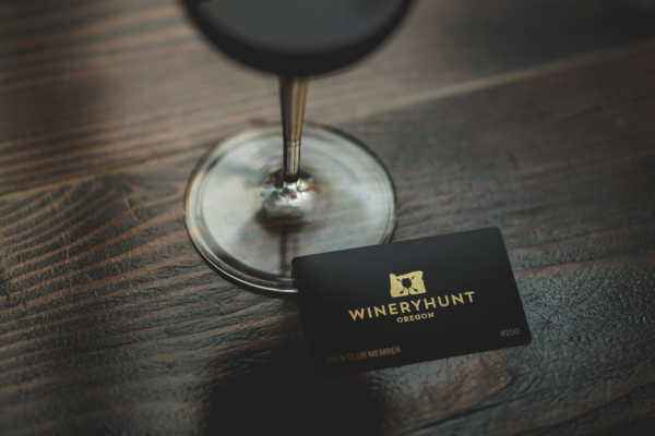 Winery Hunt card members