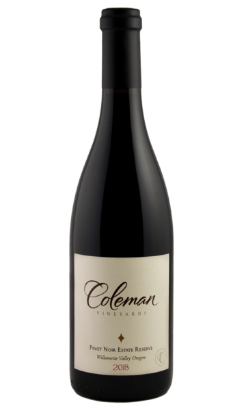 2018 Pinot Noir Estate Reserve Wine
